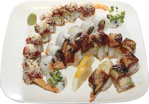 Kang Nam Restaurant   Los Angeles, CA 90019